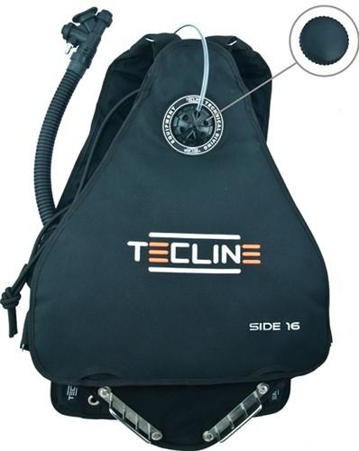 Tecline Side Mount BCD SIDE 16 - 16 kg buoyancy