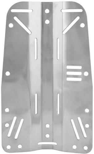 Tecline Standaard Backplate Staal 3mm Midi (1,7kg)