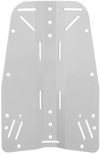 Tecline Standaard Backplate Aluminium 3mm (Wit)