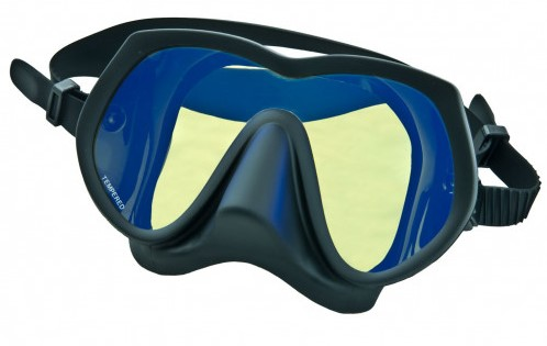 TecLine Super View Ultraviolet Duikmasker