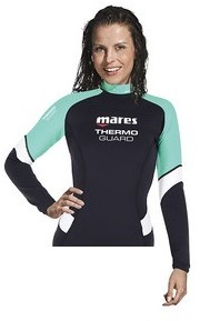 Mares Thermo Guard L/S 0.5 She Dives M