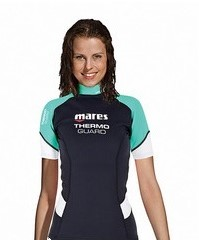 Mares 0,5Mm Thermoguard Short Sleeve She Dives