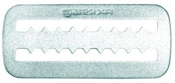 Mares Toothed Ss316 Trigliders (10Pcs)-Xr Line