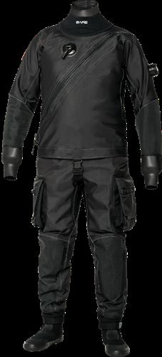 Bare Trilam X-Mission Evolution Tech Dry Black Men XLS