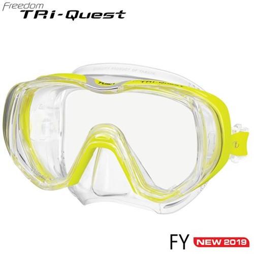 eaa0e9206ff420 Tusa M3001 FY Tri-Quest Fd Mask bij SubLub