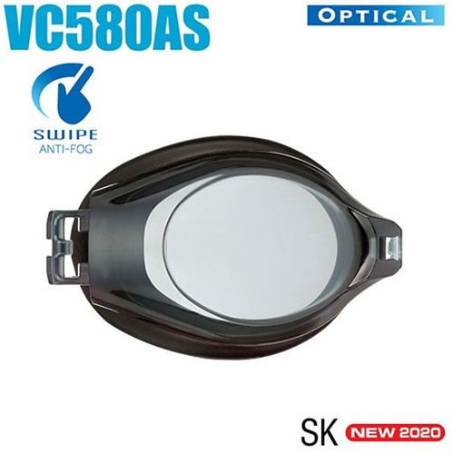 Tusa Vc580 Zwart Glas Op Sterkte