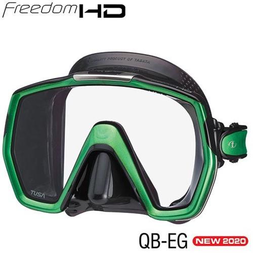 Tusa M1001 Freedom HD Duikmasker