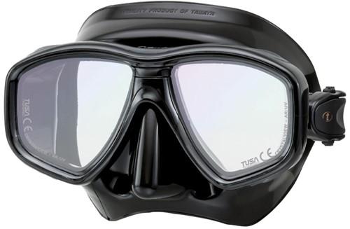 Tusa M212Qb Bk Ceos duikbril