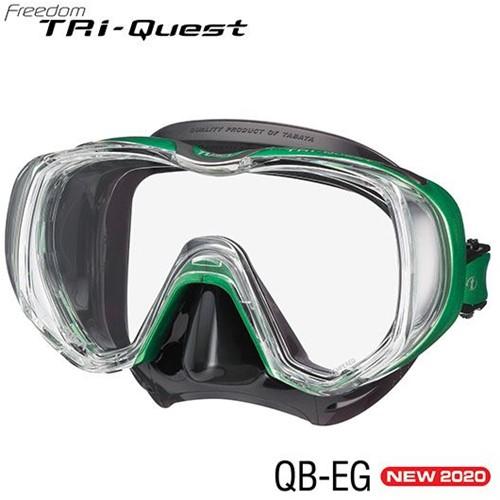 Tusa M3001 Tri-Quest FD Duikmasker