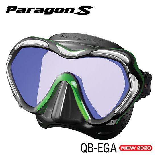 Tusa Paragon S M1007SQB duikmasker