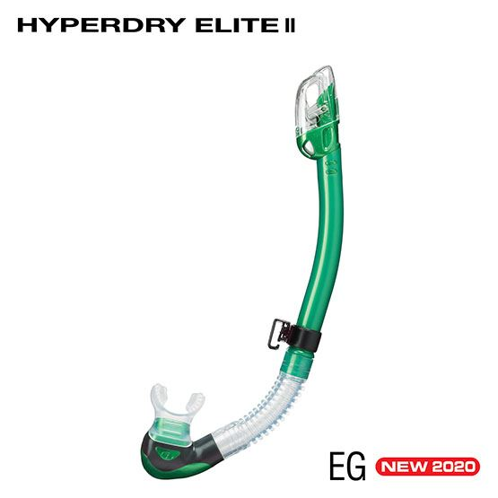 Tusa Sp0101 Hyperdry Elite II snorkel