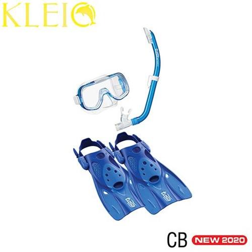 Tusa Mask, Snorkel, Fin  Set UP0201 CB M