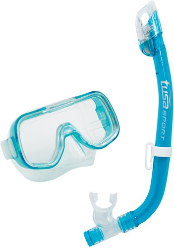 Tusa Uc-2022 Cgr Mask & Snorkel Set