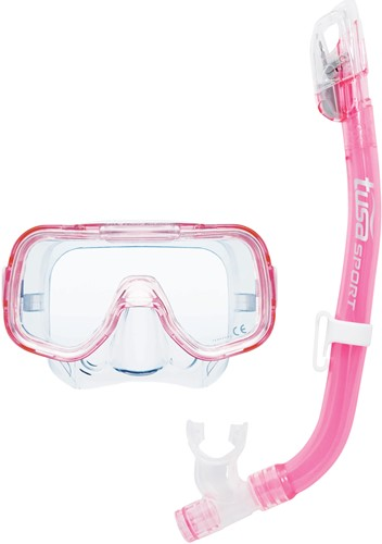 Tusa Uc-2022 Clp Mask & Snorkel Set