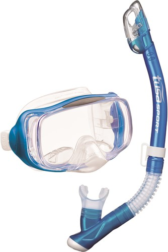 Tusa Uc-3325 Fb Mask & Snorkel Set
