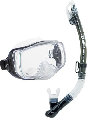 Tusa Uc-3325 Sk Mask & Snorkel Set