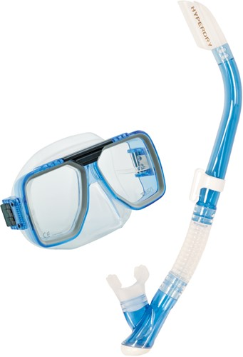 Tusa Uc-5019 Clb Mask & Snorkel Set