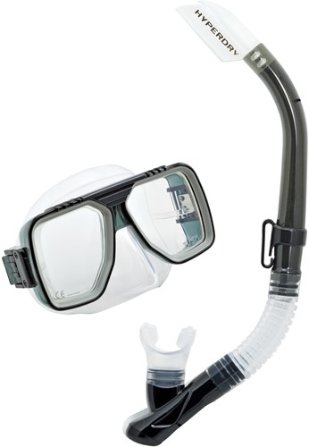 Tusa Uc-5019 Sk Mask & Snorkel Set