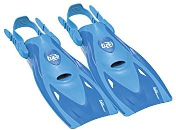 Tusa UF21 Blauw maat M (36-42) snorkelvinnen