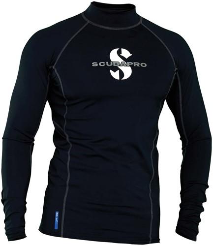 Scubapro Black T-Flex Ls Mn Upf80 M