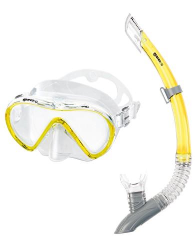 Mares Vento snorkelset
