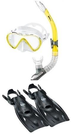 Mares Vento Multiflex Snorkelling Set