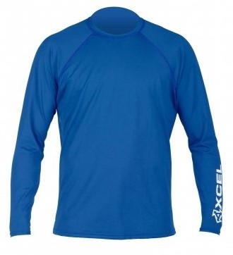 Xcel Ventx Solid L/S - Nautical - S