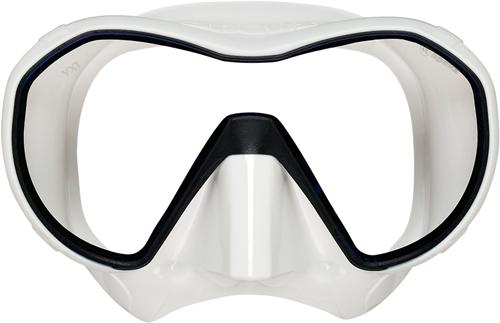 Apeks VX1 Duikmasker Wit Silicone
