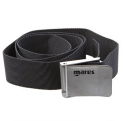 Mares Weight Belt  - Stainless Steel Buckle