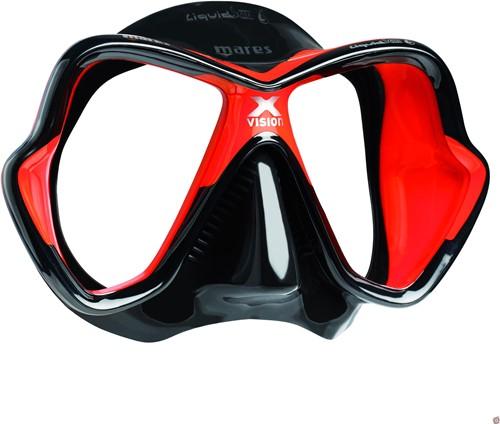 Mares X-Vision Ultra Liquidskin Duikmasker