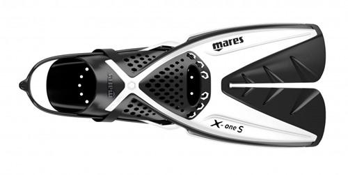 Mares X-One S Wh Lxl Sa Snorkelvinnen