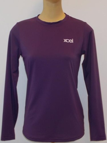 Xcel LYCRA AXIS L/S P4GY51 MAAT 12