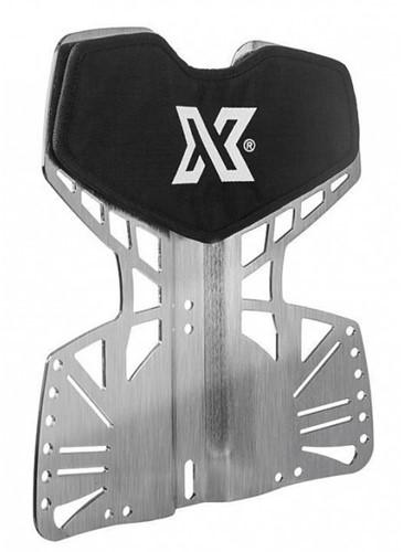 Xdeep NX Backplate Staal