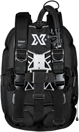 Xdeep Ghost Deluxe Single Tank Wing