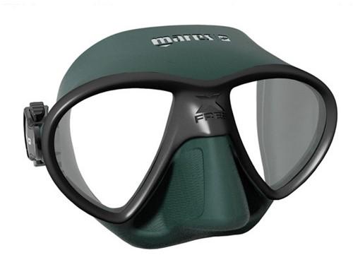 Mares Mask X-Free Bxgn Bk