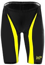 Aquasphere X-Presso Jammer Black/Yellow Men 80