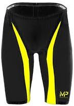 Aquasphere X-Presso Jammer Black/Yellow Men 85