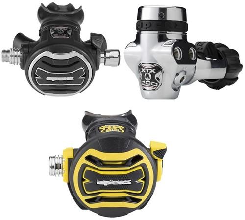 Apeks FSR / XTX200 / XTX40 Octopus Automatenset
