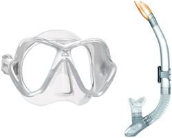 Mares X-vision Splash Snorkelling Set