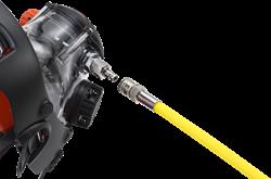 "Ocean Reef Extraflex Quick Connect Hose -120Cm Yellow 48"""