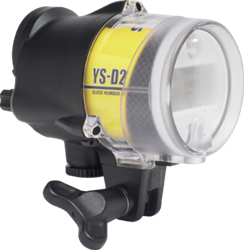 Sea & Sea Ys-D2 Strobe (New) Made In Japan
